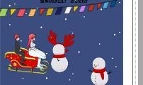 크리스마스 카드!!!김도성