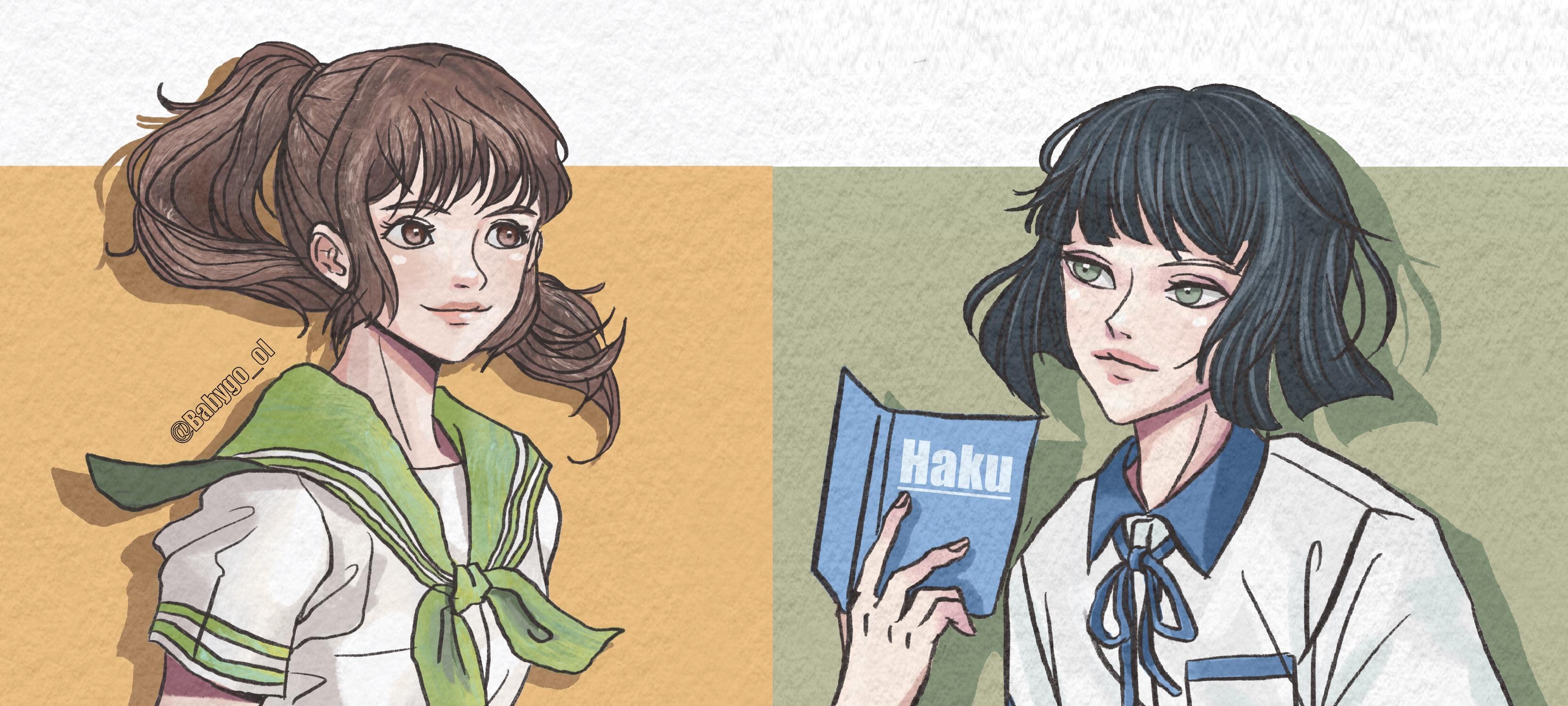 센과치히로&하쿠
