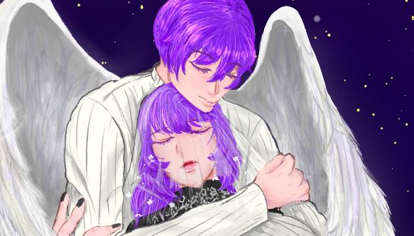 천사와 악마 (오너캐와 앤캐)