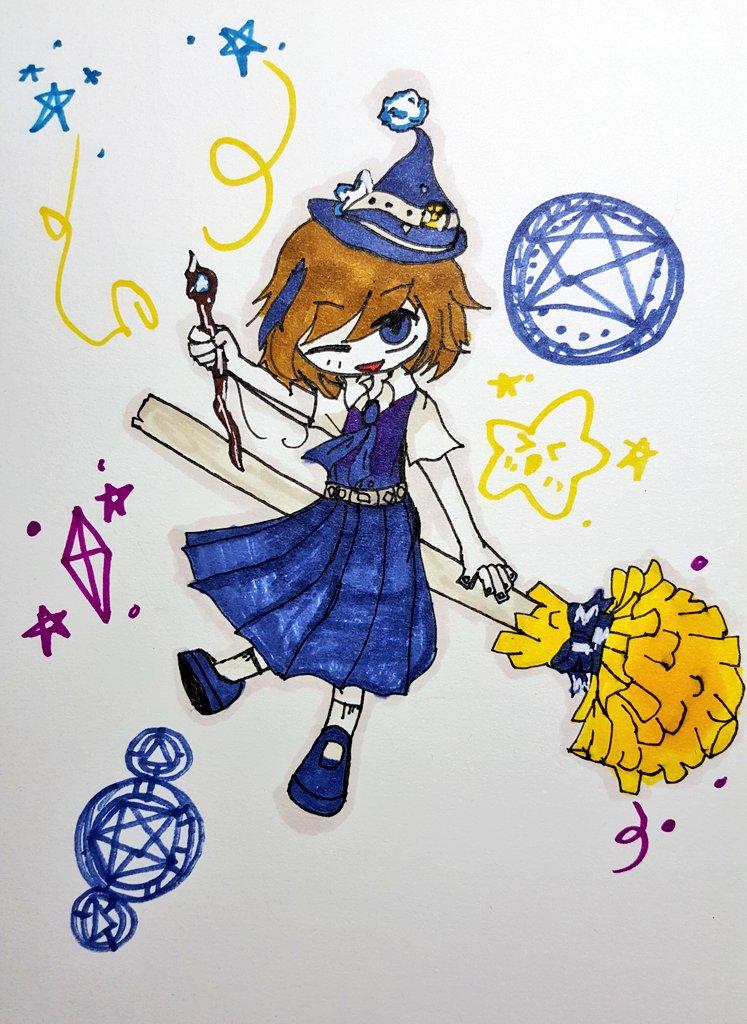 손그림1:마법사