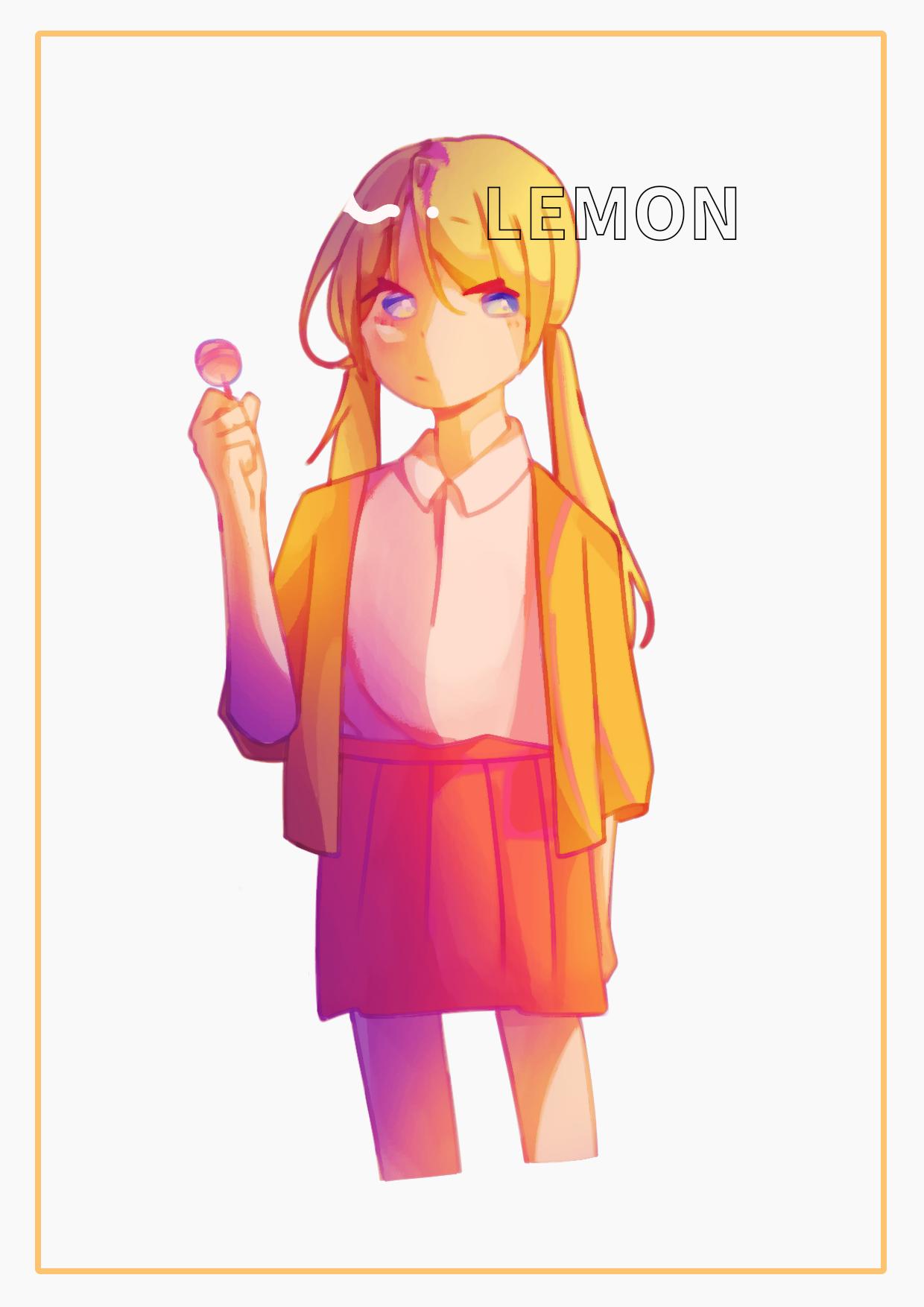 북유럽 3 레몬