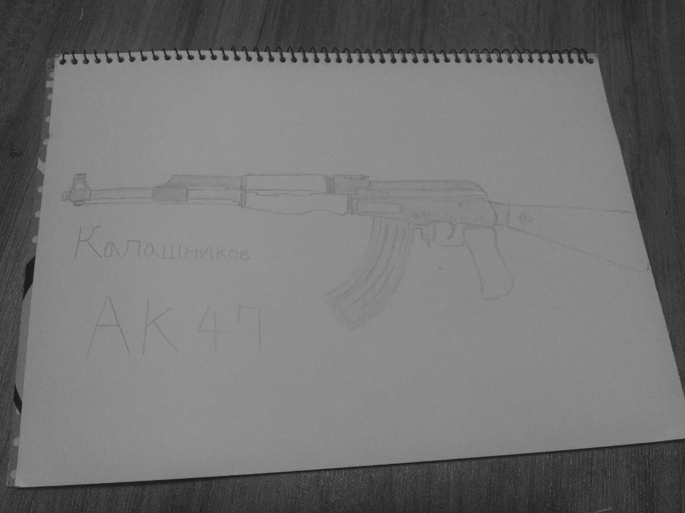 가장 편애하는 AK47
