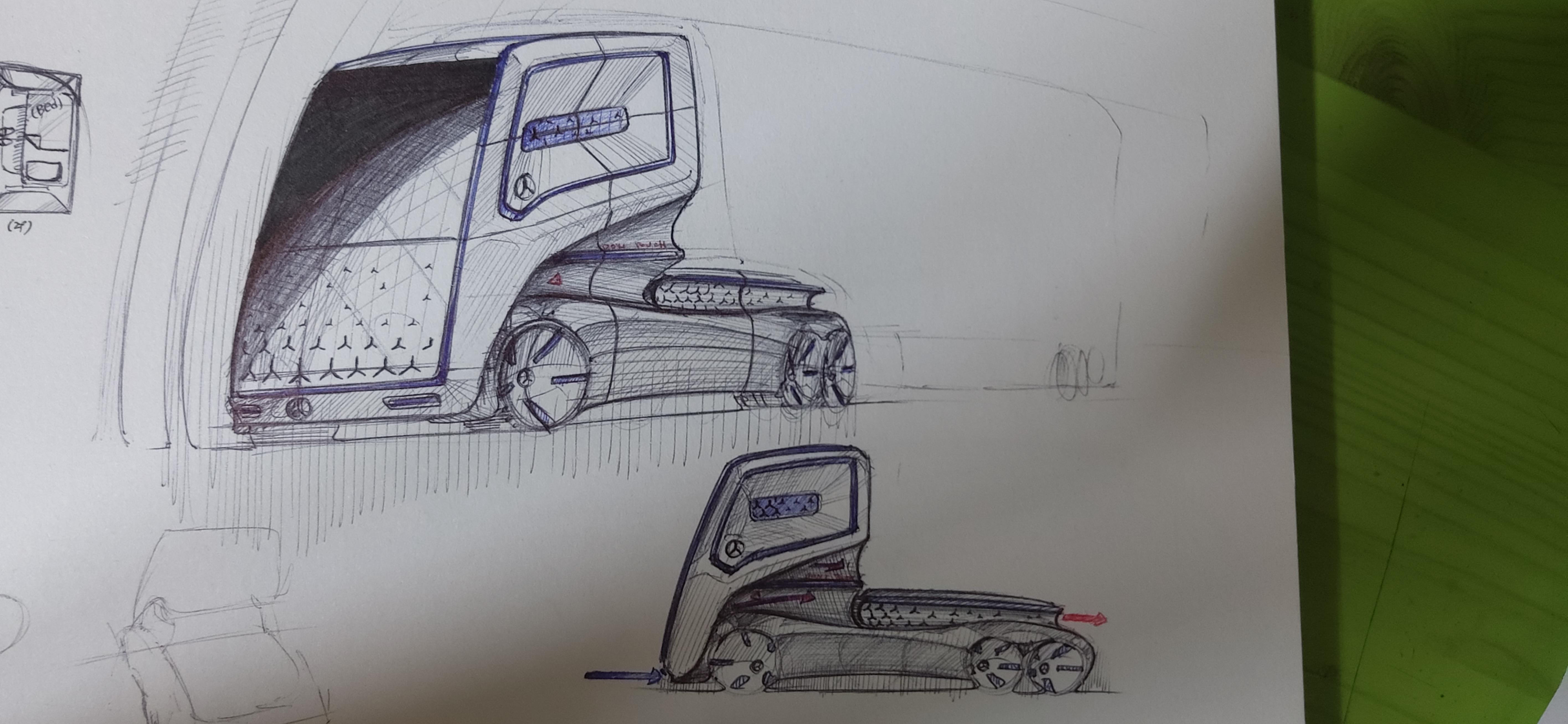 Mercedes-Benz FUTURE TRUCK DESIGN