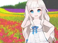 꽃밭의 라라