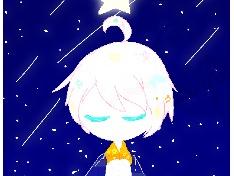 별,별똥별에게 소원