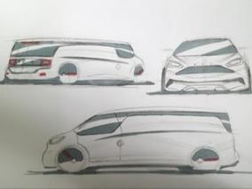 화물차량 디자인