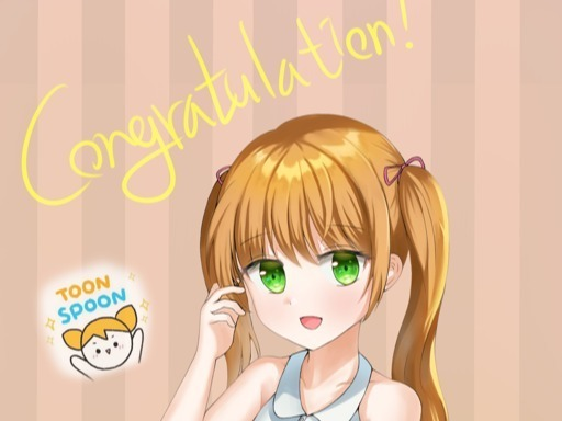 툰스푼 리뉴얼을 축하합니다!