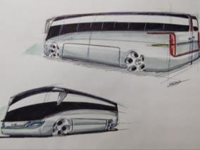 Electronic bus design