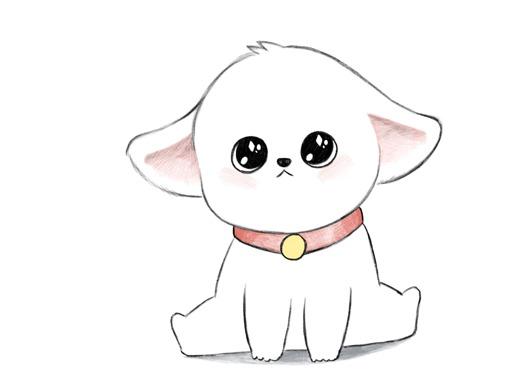 귀여운 강아지 맨투맨!
