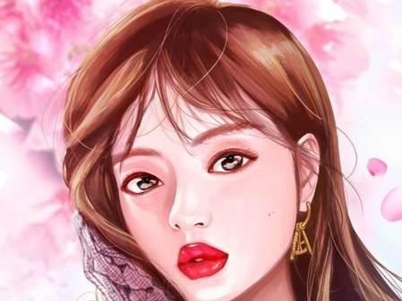 오마이걸 유아 팬아트