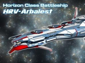 Horizon Class Battleship