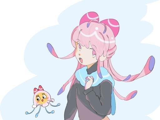해파리 소녀