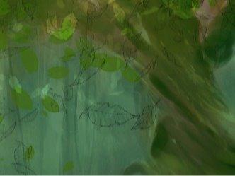 [응모작] 숲, 요정