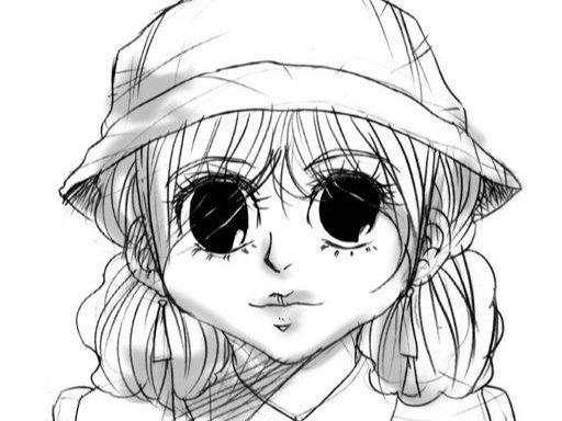 유치원생 여자아이
