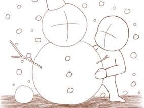 이번 겨울 첫 눈이 오면...