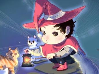 붉은 마법사