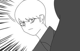 대사없는 만화 44 (효과선)